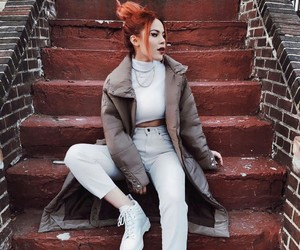 fashion, hair, and luannaperez image