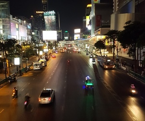 thailand, travel, and bangkok image