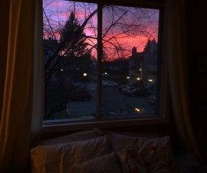 pink, purple, and sunset image
