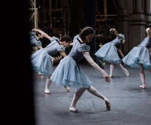 dance, باليه, and girl image