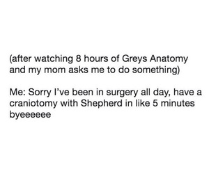 day, greys anatomy, and hospital image