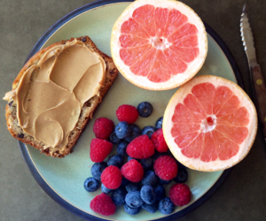 breakfast, FRUiTS, and fitness image