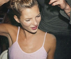 model, beauty, and kate moss image