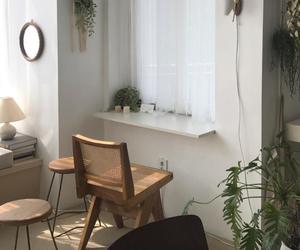 interior, room, and minimalist image