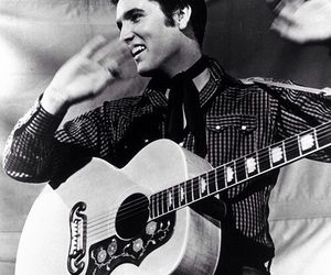 Elvis Presley, elvis, and music image