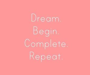 Dream, inspiration, and motivation image