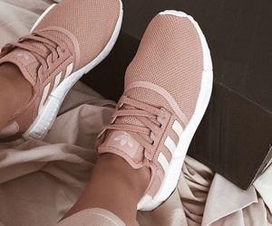 adidas, pink, and aesthetics image