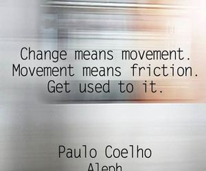 change, movement, and aleph image