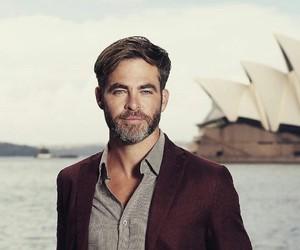 australia, blue eyes, and captain kirk image