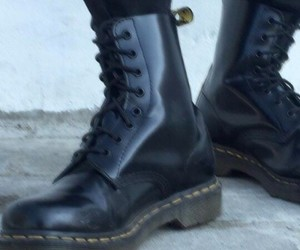 alternative, boots, and punk image