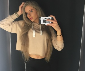 blonde, germany, and girl image