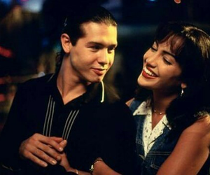 movie, selena quintanilla, and chris perez image