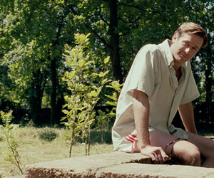armie hammer and call me by your name image