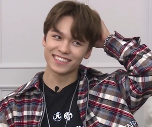 Seventeen, vernon, and kpop image