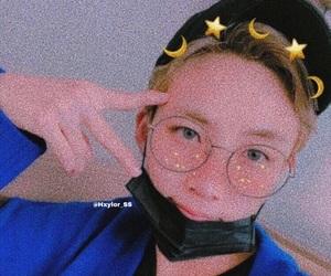 aesthetic, jeonghan, and yoon jeonghan image