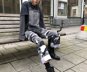 style, grunge aesthetic, and aesthetic outfit image
