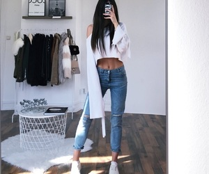 fashion, style, and outfit inspiration image