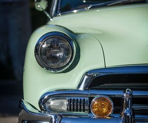 cars, green, and seafoam image