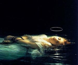 art, painting, and Paul Delaroche image