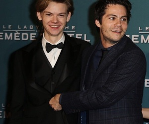 dylmas, actor, and thomas sangster image