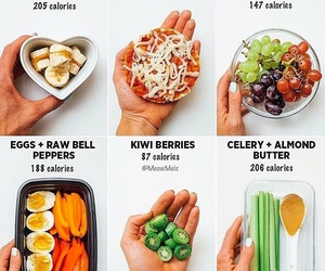 food, healthy, and snacks image