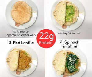 diet, dinner, and fit image