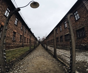 auschwitz, 2ww, and concentration camp image