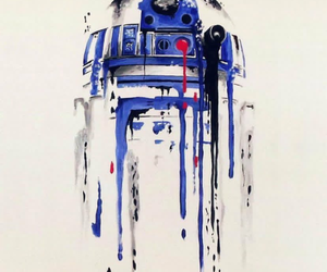 star wars, r2d2, and wallpaper image