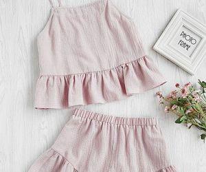 clothes, fashion, and pijama image