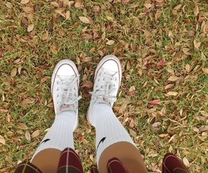 convers, invierno, and school image