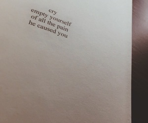 book, crush, and cry image