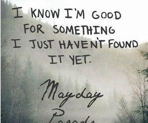 mayday parade, Lyrics, and band image
