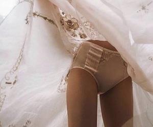 beige, vintage, and cream image