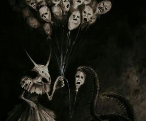 creepy image