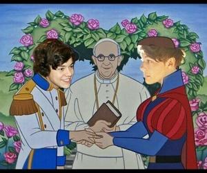 gay, disney, and prince image