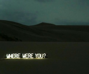 where, quotes, and sad image