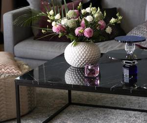 black, Fleurs, and flowers image