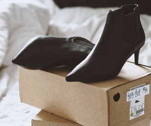ankle boots, boots, and style image