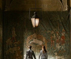 harry potter, ginny weasley, and harry image