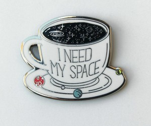 coffee, cup, and outer space image