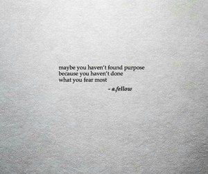 face your fear and get your purpose image