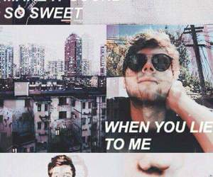wallpaper and luke hemmings image