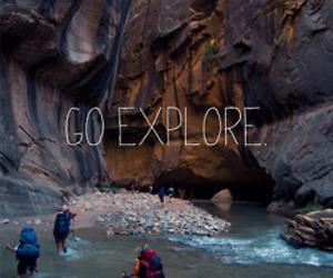 explore, adventure, and nature image