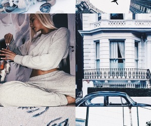 aesthetic, Collage, and tumblr image