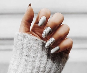 girl, girly, and marble image