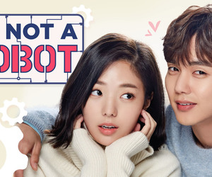 kdrama and im not a robot image