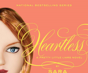 book, heartless, and pll image