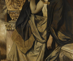 anselm feuerbach and medea and the urn image