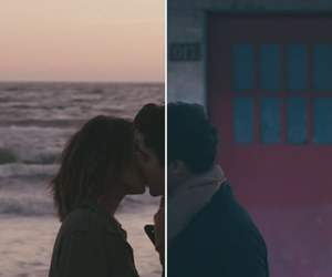 far away, love couple, and music video image