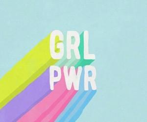 girl, girl power, and power image